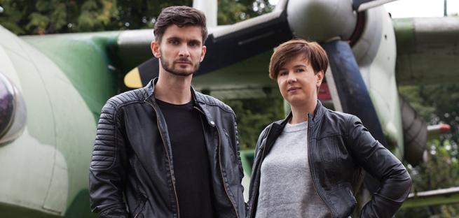 Kamil Turecki i Edyta Żemła, fot. Paulina Czarnecka / Onet