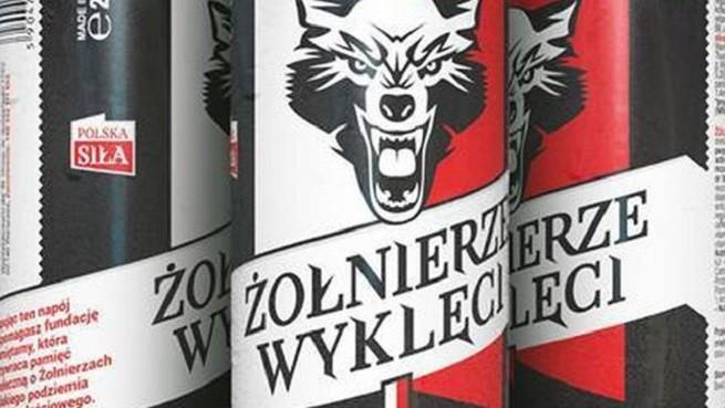 """Żołnierze Wyklęci - nowy energetyk od producenta Super Ruchacza. """"Performance biznesowy"""""""