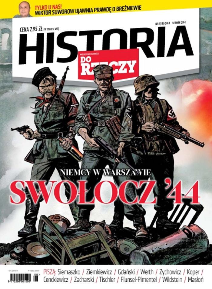 Historia Do Rzeczy -                     8/2014