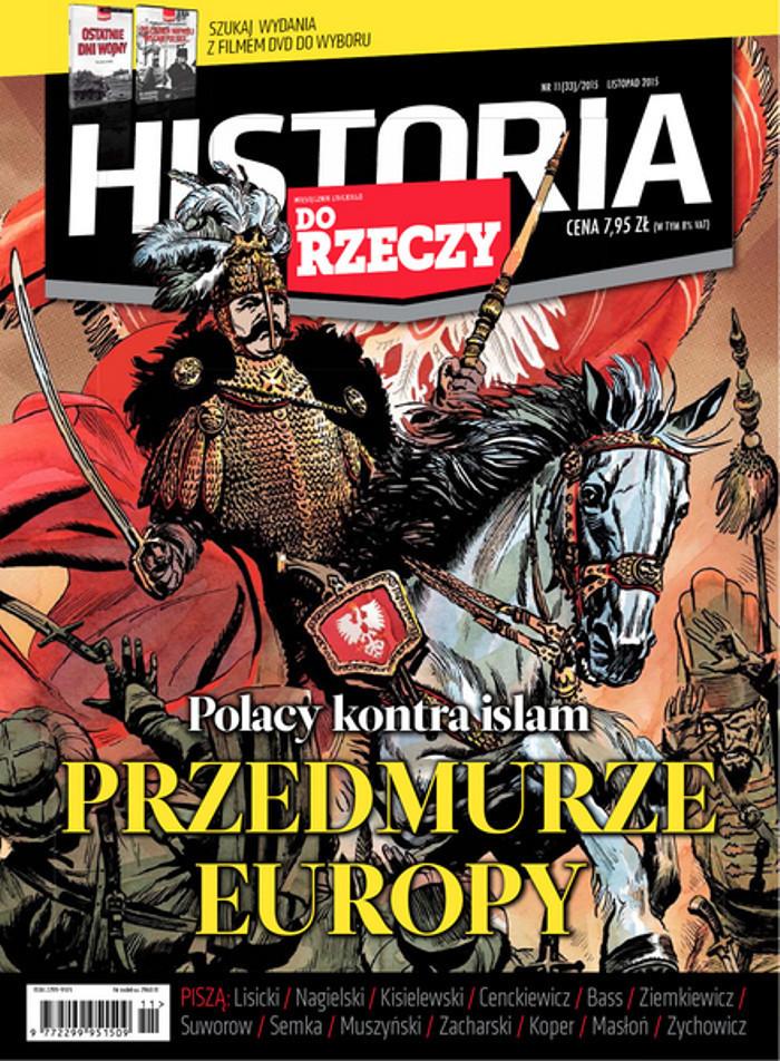 Historia Do Rzeczy -                     11/2015