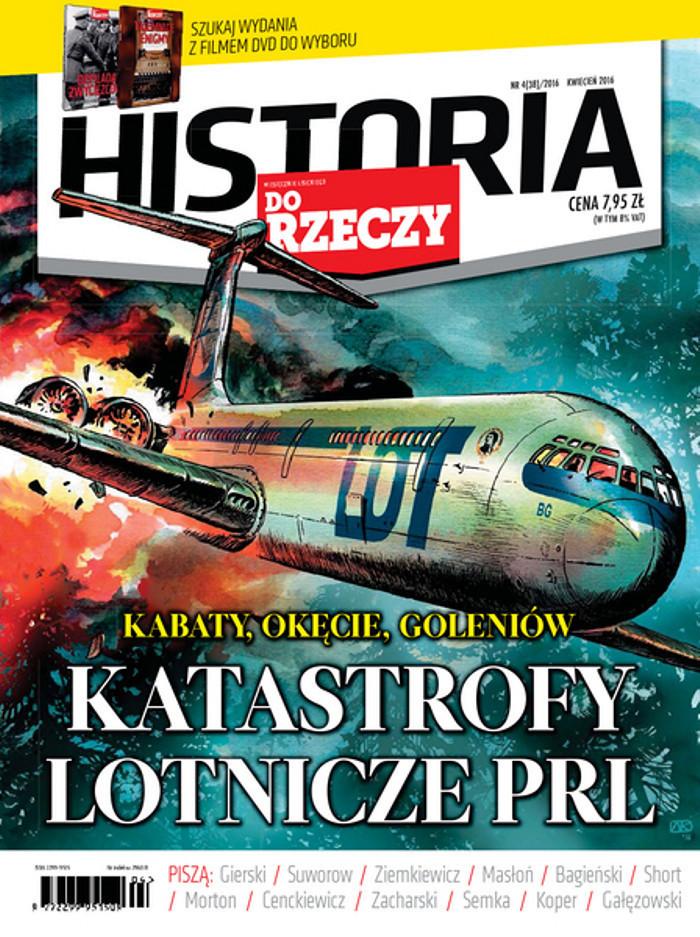 Historia Do Rzeczy -                     4/2016