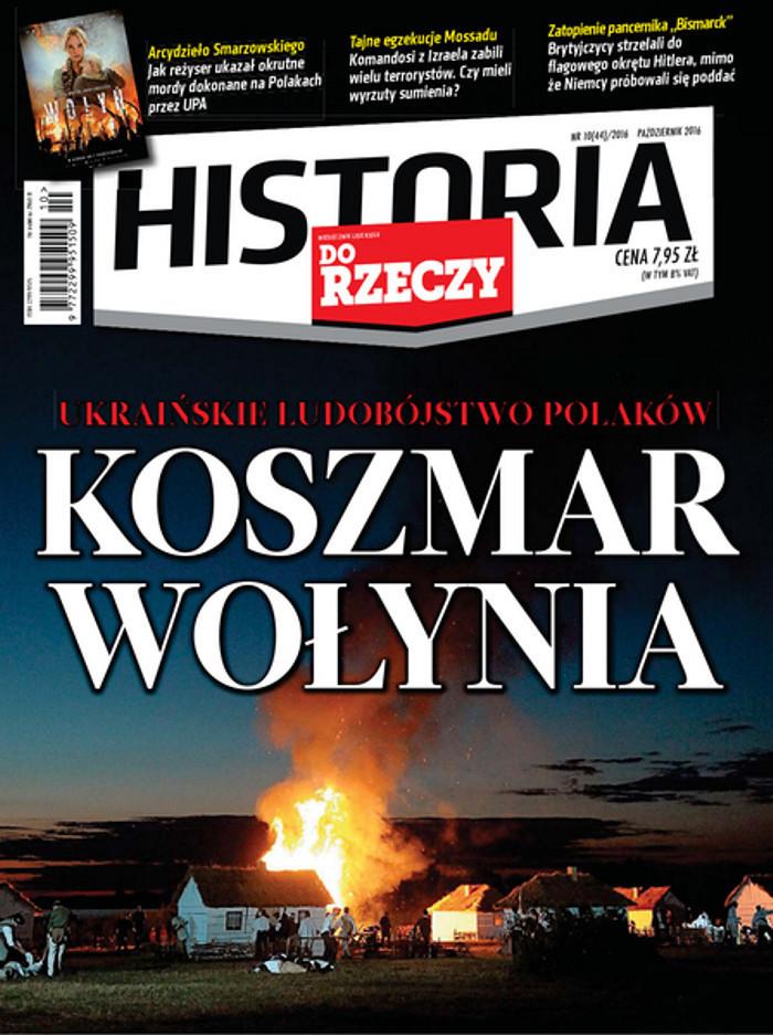 Historia Do Rzeczy -                     10/2016