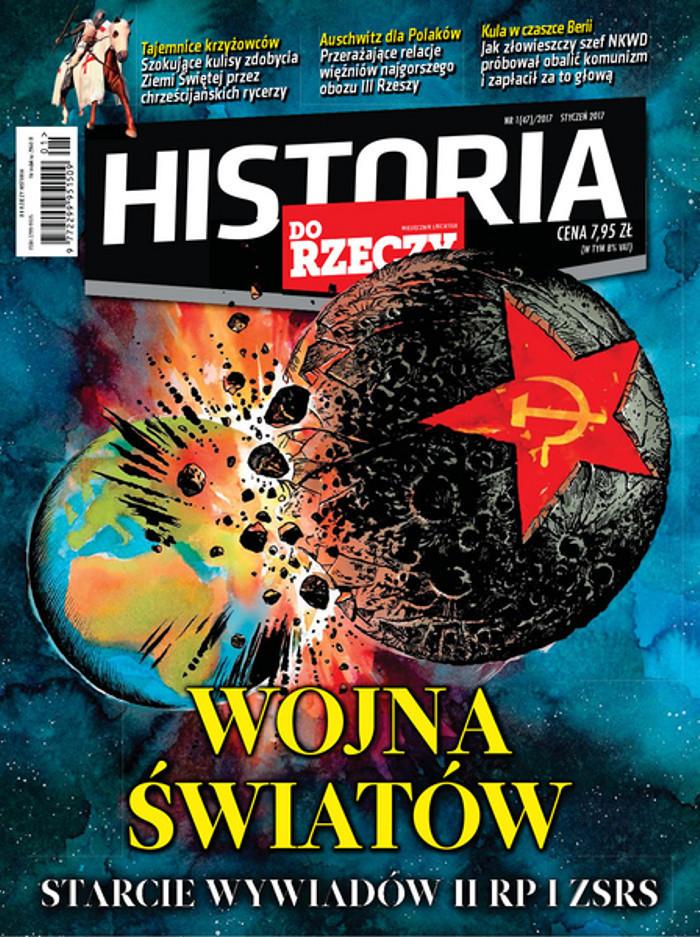 Historia Do Rzeczy -                     1/2017