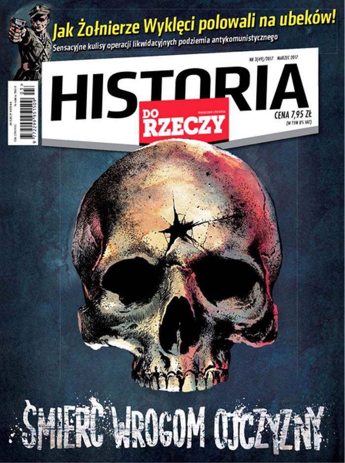 Historia Do Rzeczy -                     3/2017