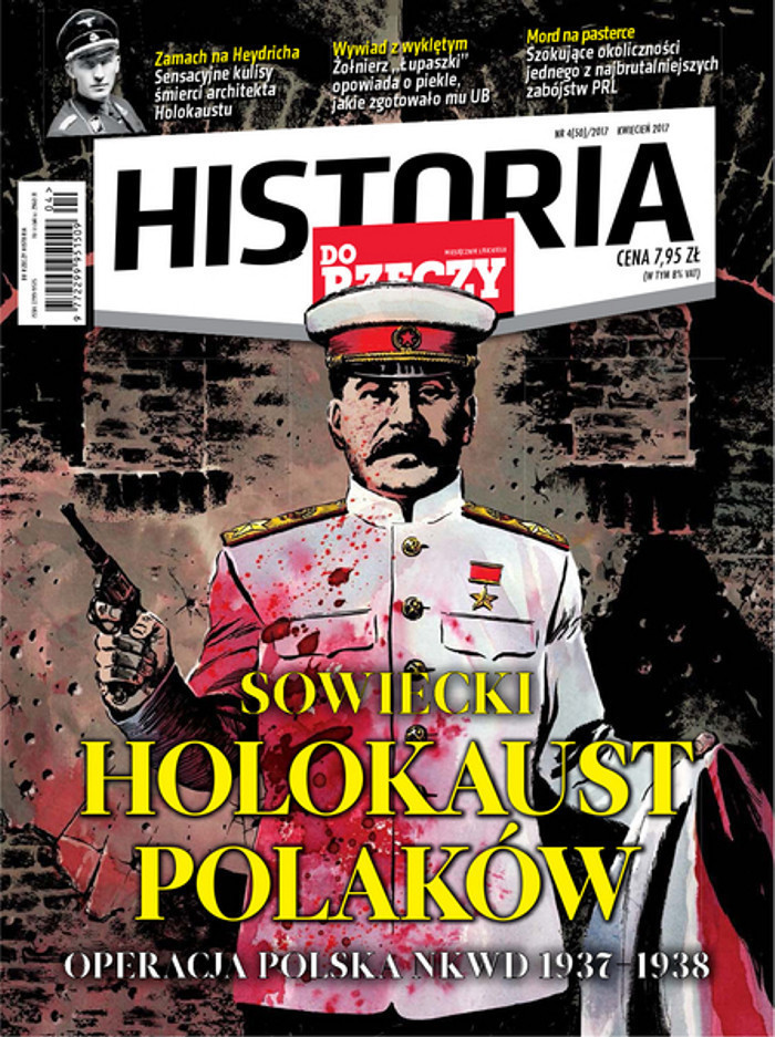 Historia Do Rzeczy -                     4/2017