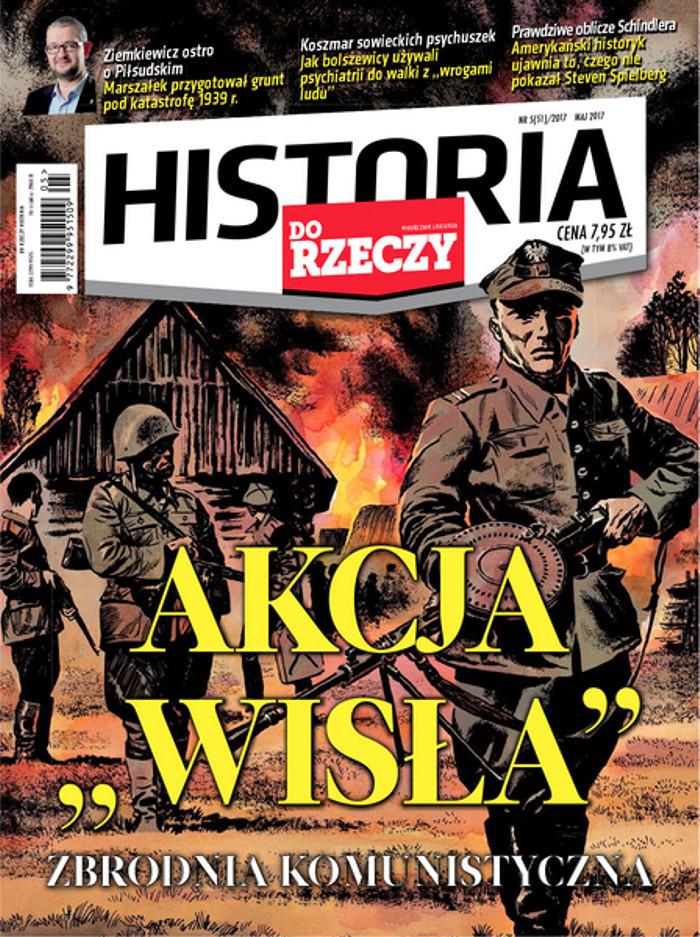 Historia Do Rzeczy -                     5/2017