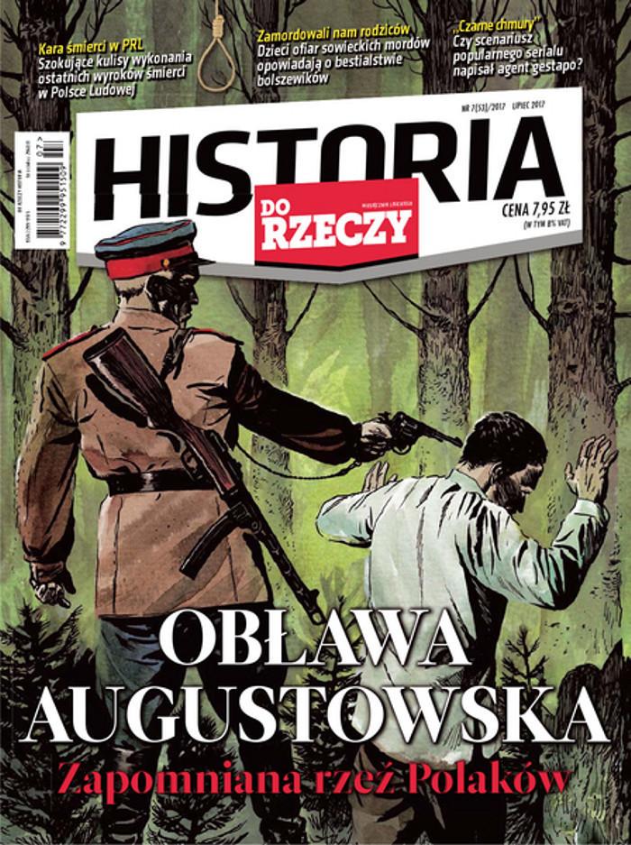 Historia Do Rzeczy -                     7/2017