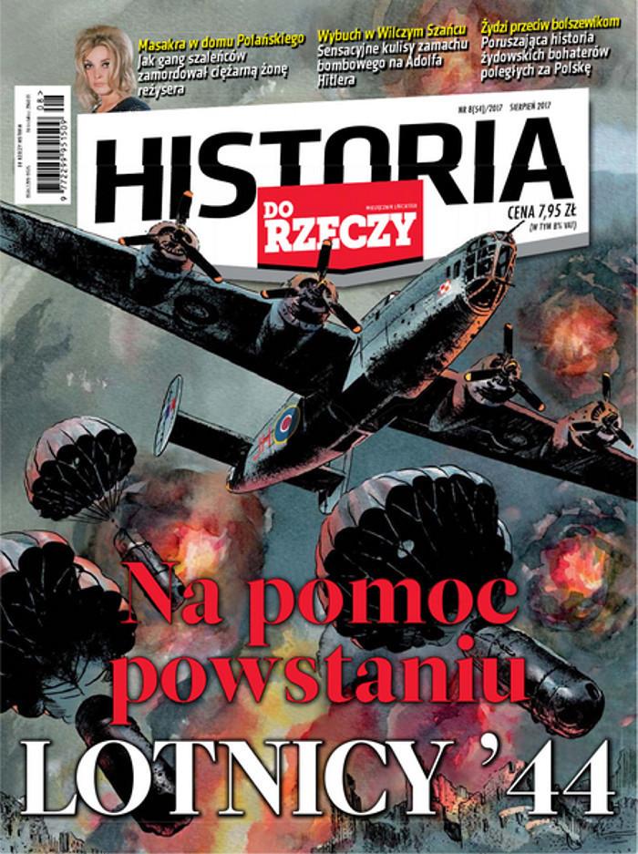 Historia Do Rzeczy -                     8/2017