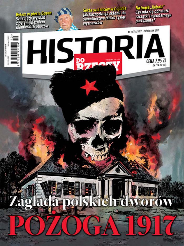 Historia Do Rzeczy -                     10/2017
