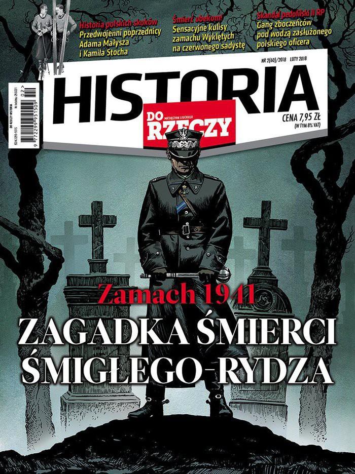 Historia Do Rzeczy -                     2/2018