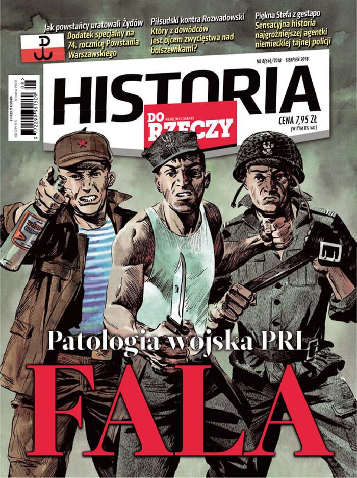 Historia Do Rzeczy -                     8/2018