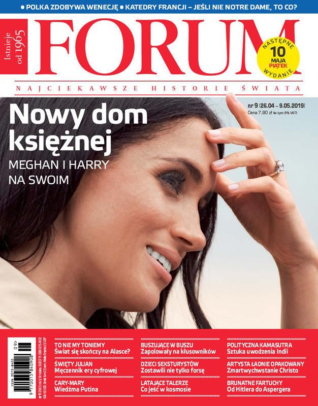 Forum -                     2019-04-27
