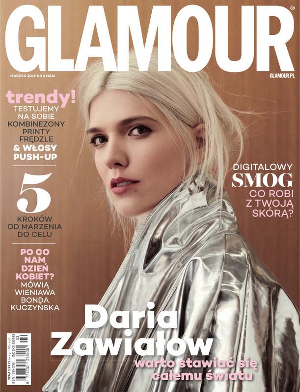 Glamour -                     3/2019