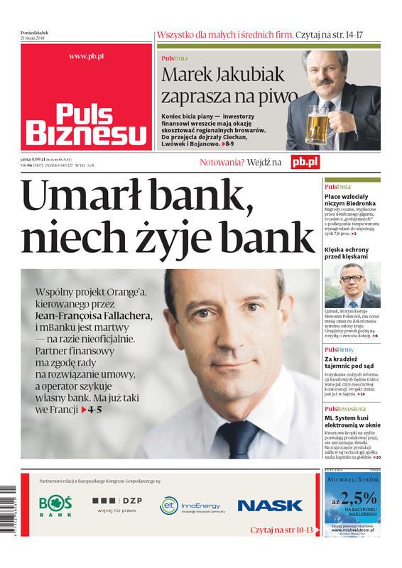 Puls Biznesu -                     2018-05-21