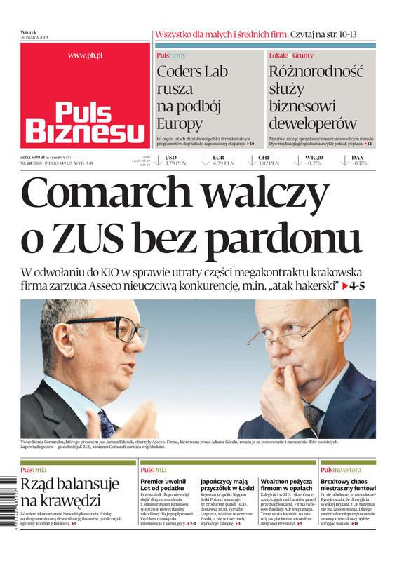 Puls Biznesu -                     2019-03-26