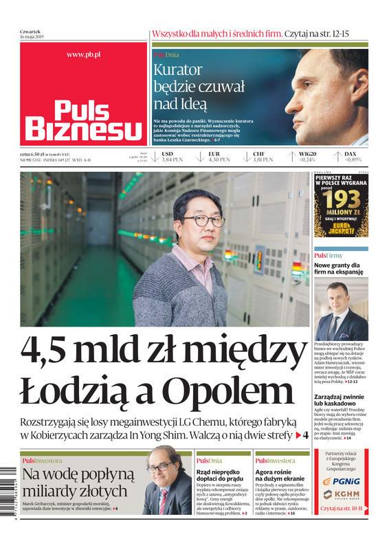 Puls Biznesu -                     2019-05-16