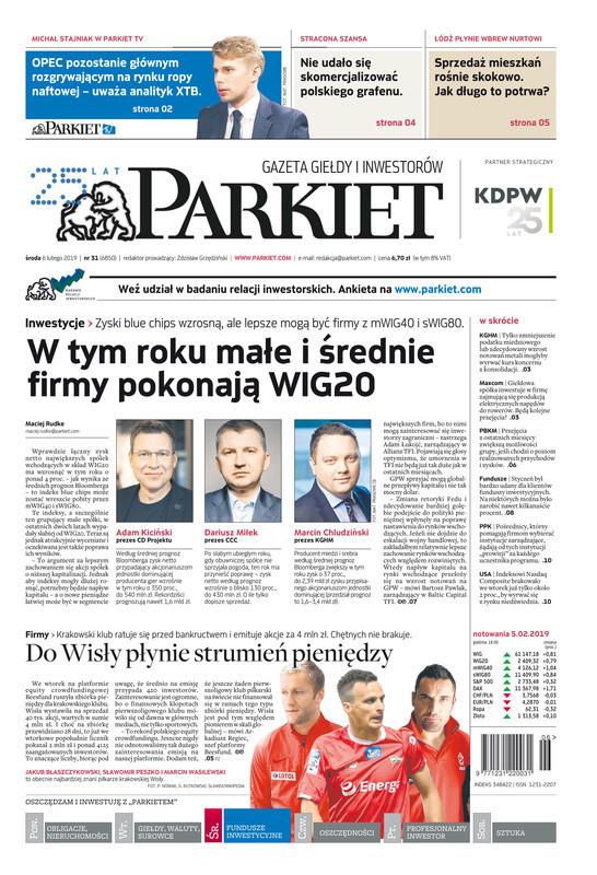 Parkiet -                     2019-02-06