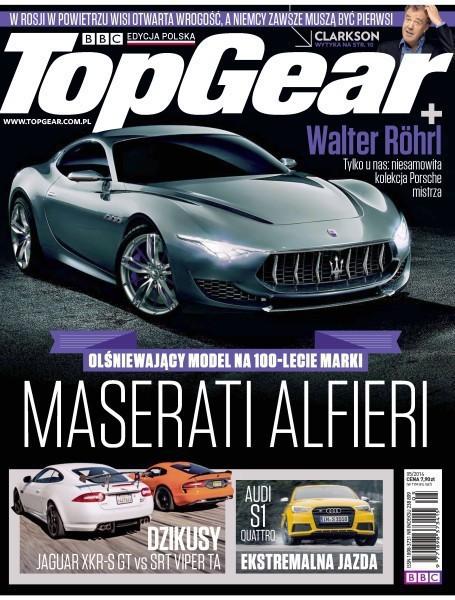 Top Gear -                     5/2014
