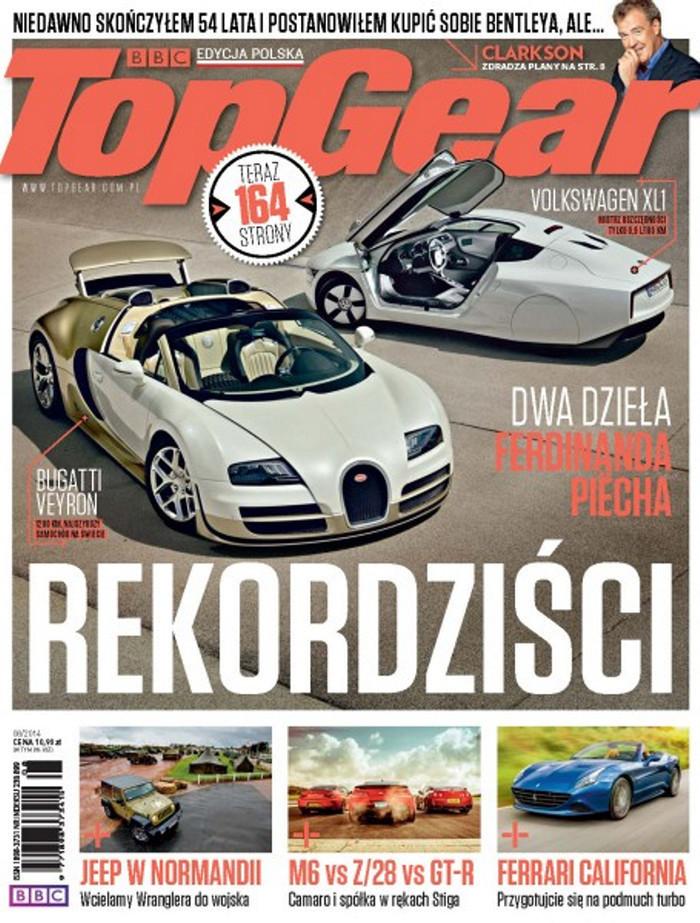 Top Gear -                     8/2014