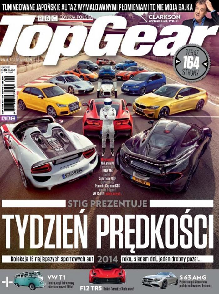 Top Gear -                     9/2014