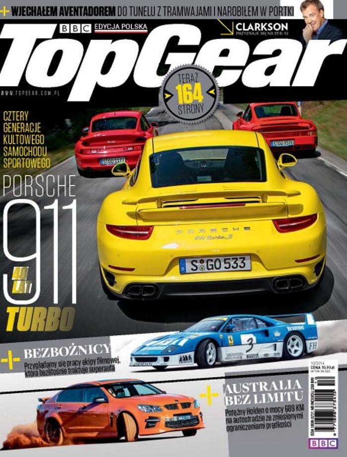 Top Gear -                     10/2014