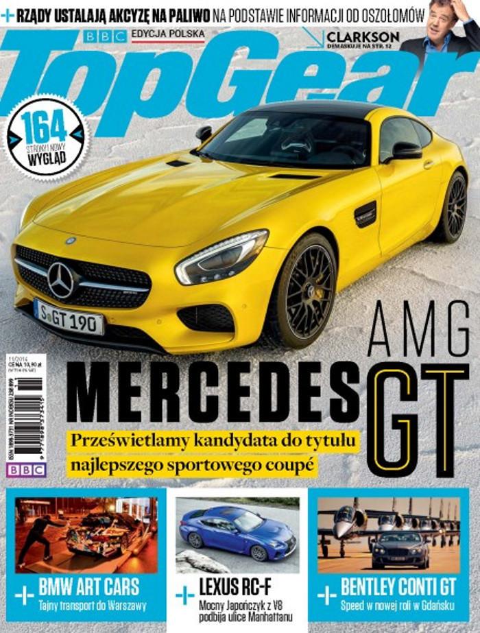 Top Gear -                     11/2014