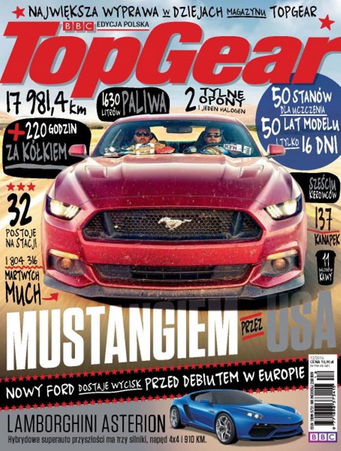 Top Gear -                     12/2014
