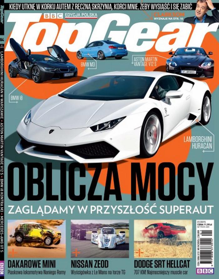 Top Gear -                     1/2015