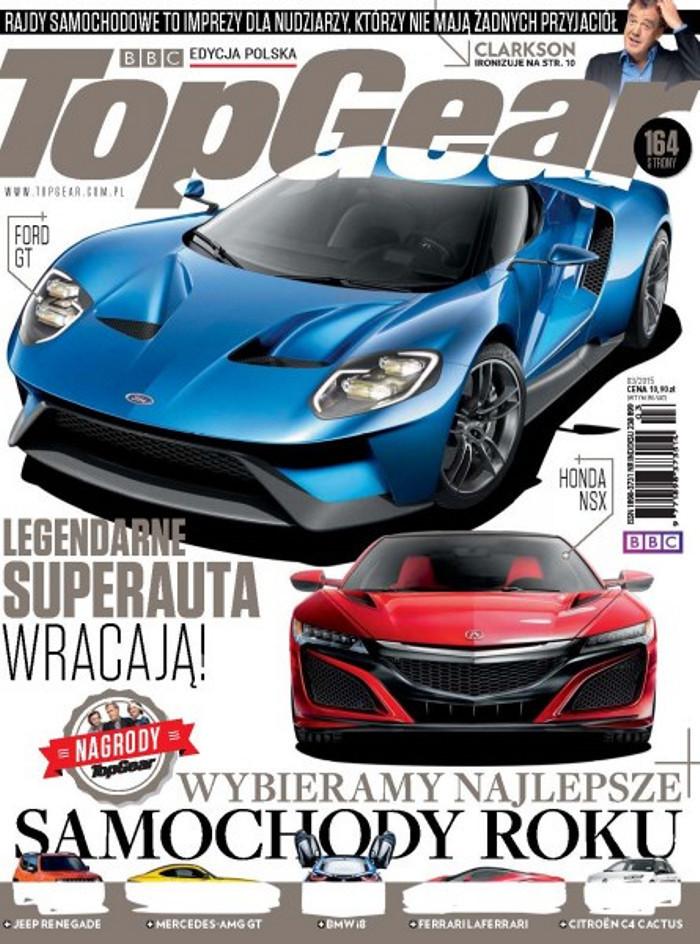 Top Gear -                     3/2015