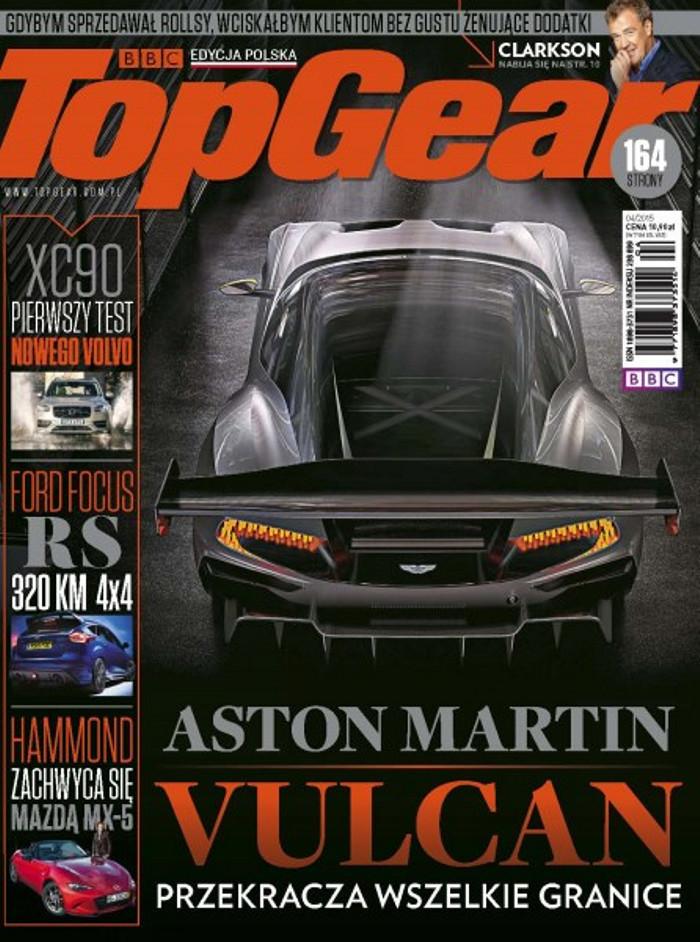 Top Gear -                     4/2015
