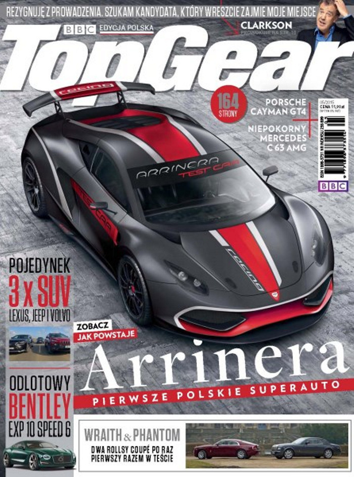 Top Gear -                     5/2015