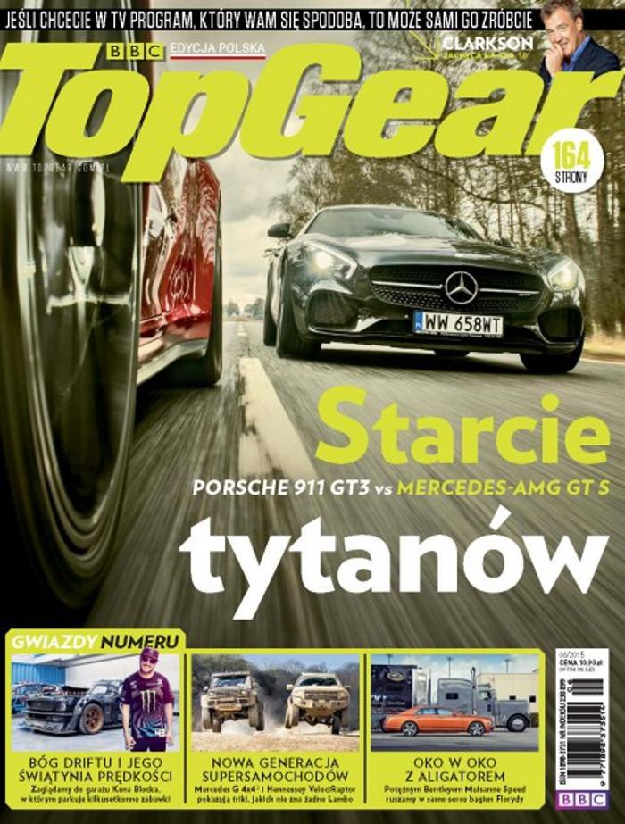 Top Gear -                     6/2015