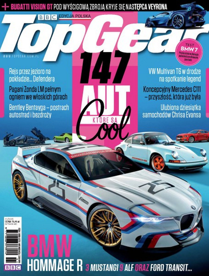 Top Gear -                     11/2015