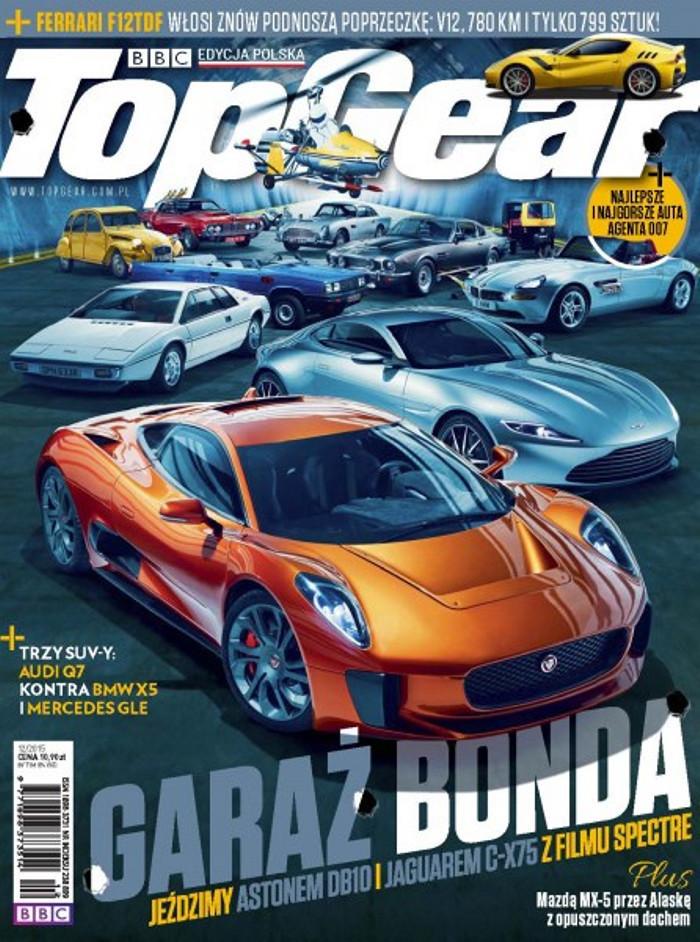 Top Gear -                     12/2015