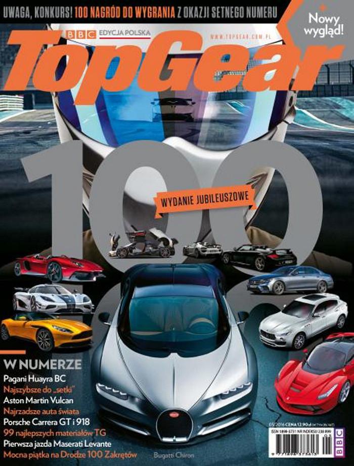 Top Gear -                     5/2016