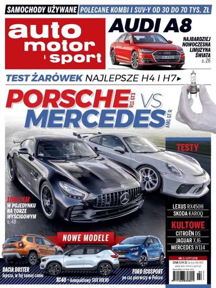 Auto Motor i Sport -                     2/2018