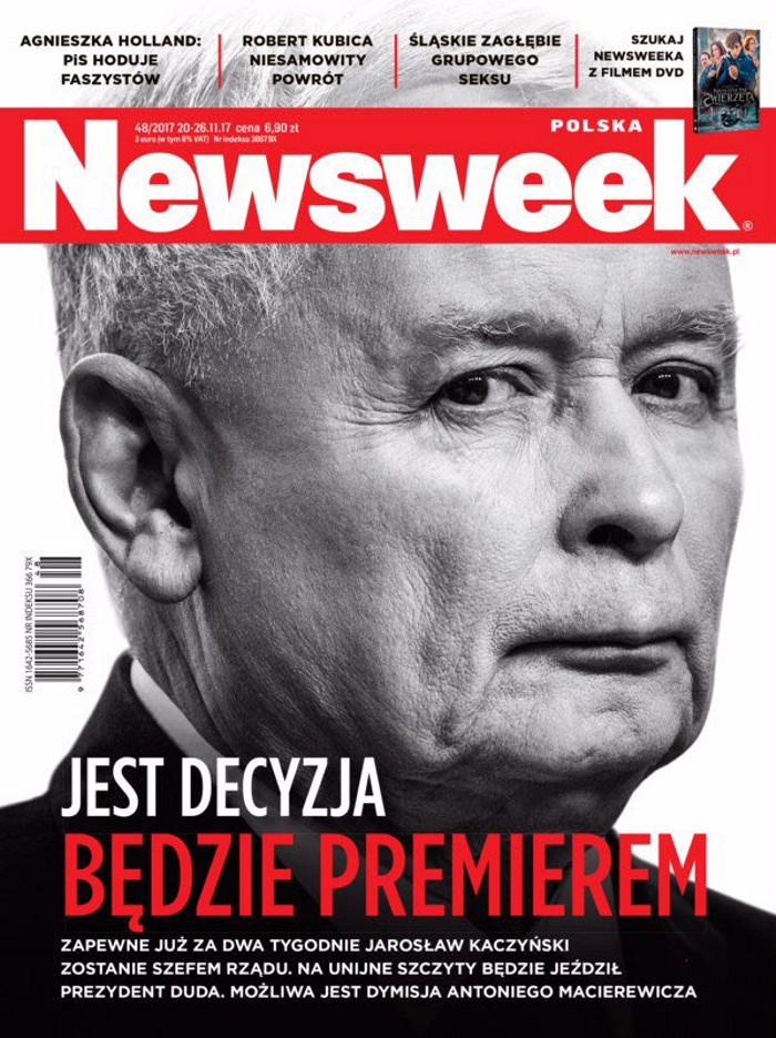 Newsweek -                     48/2017