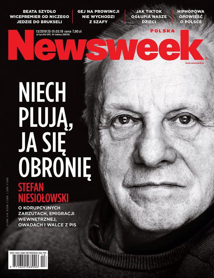 Newsweek -                     13/2019