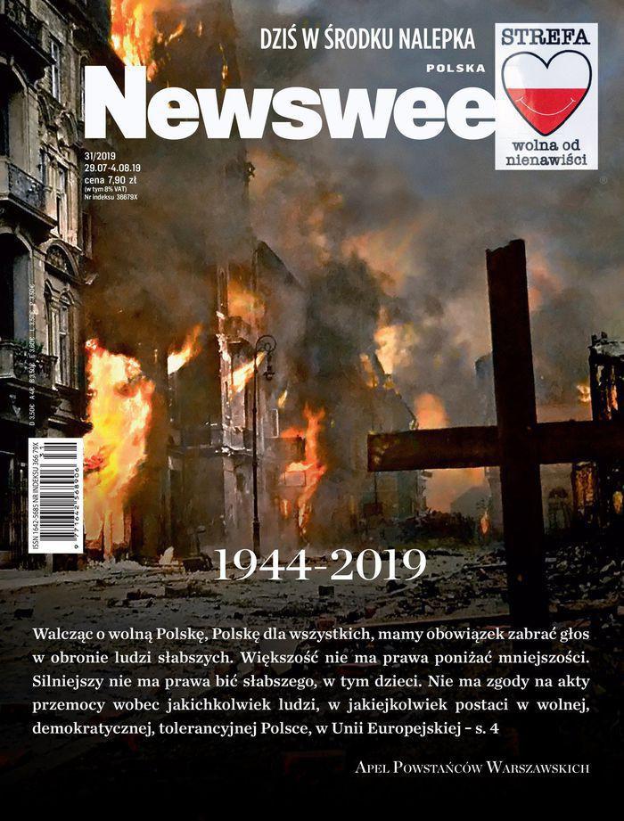 Newsweek -                     31/2019