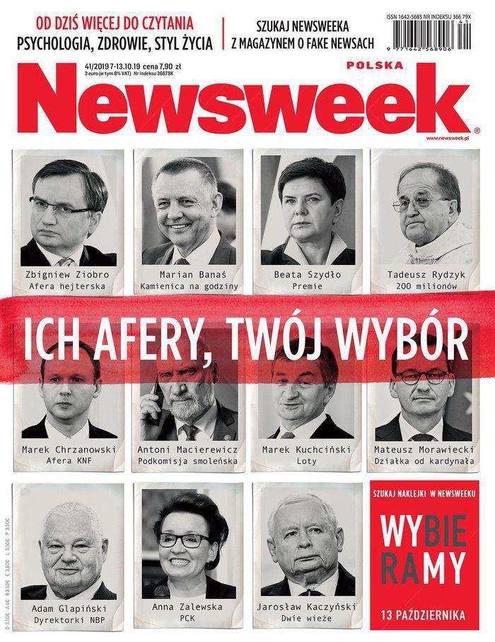 Newsweek -                     2019-10-07
