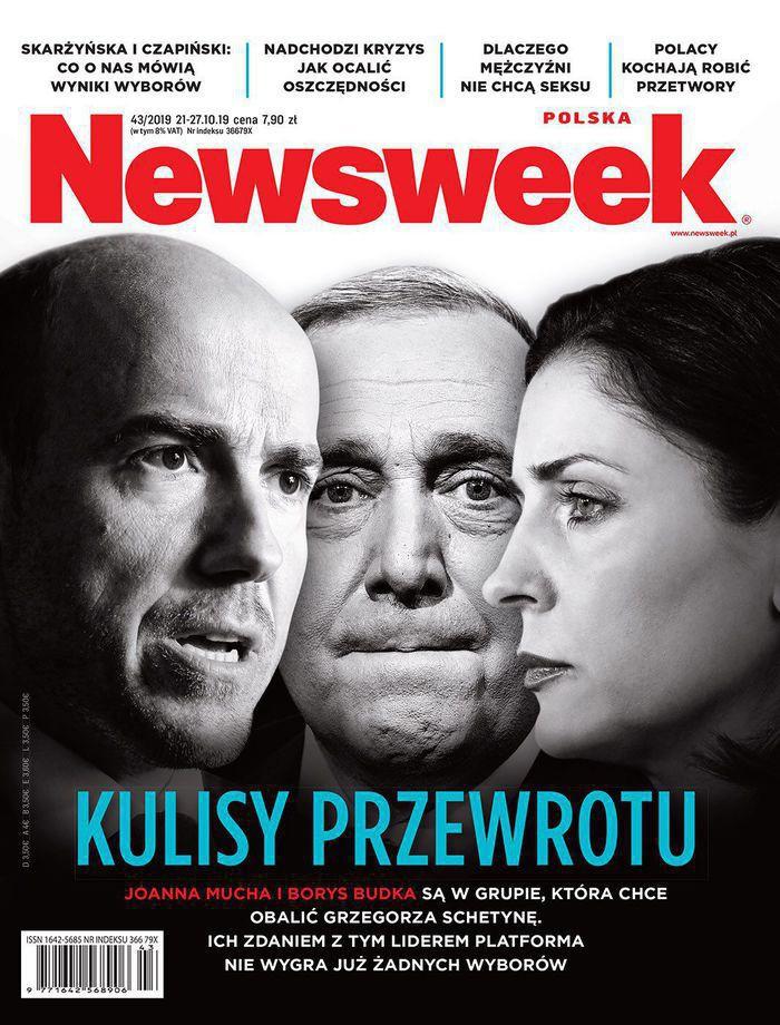 Newsweek -                     2019-10-21