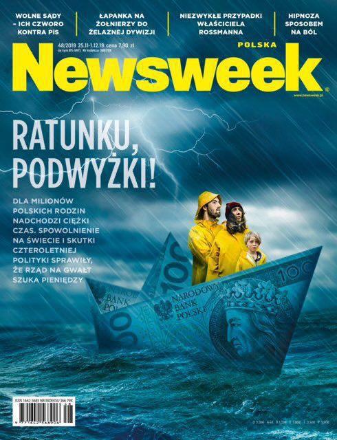 Newsweek -                     2019-11-25