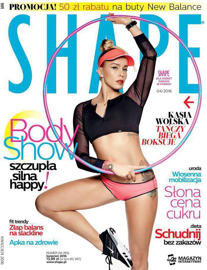 Shape -                     4/2016