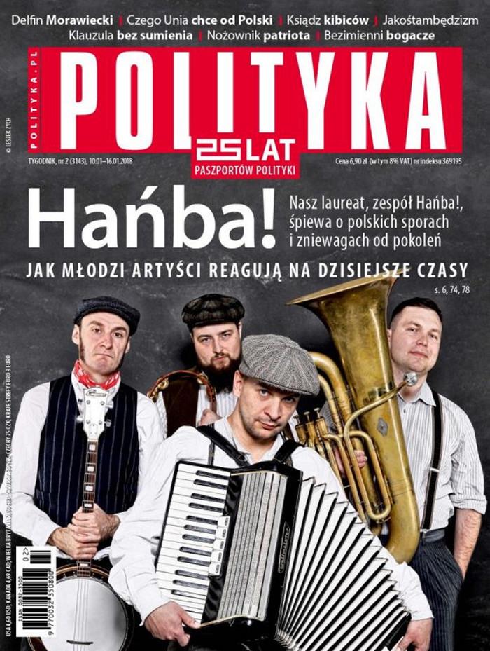 Polityka -                     2/2018
