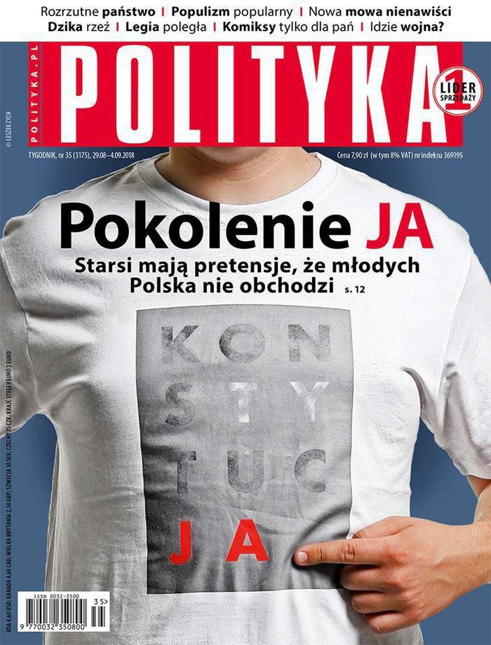 Polityka -                     35/2018