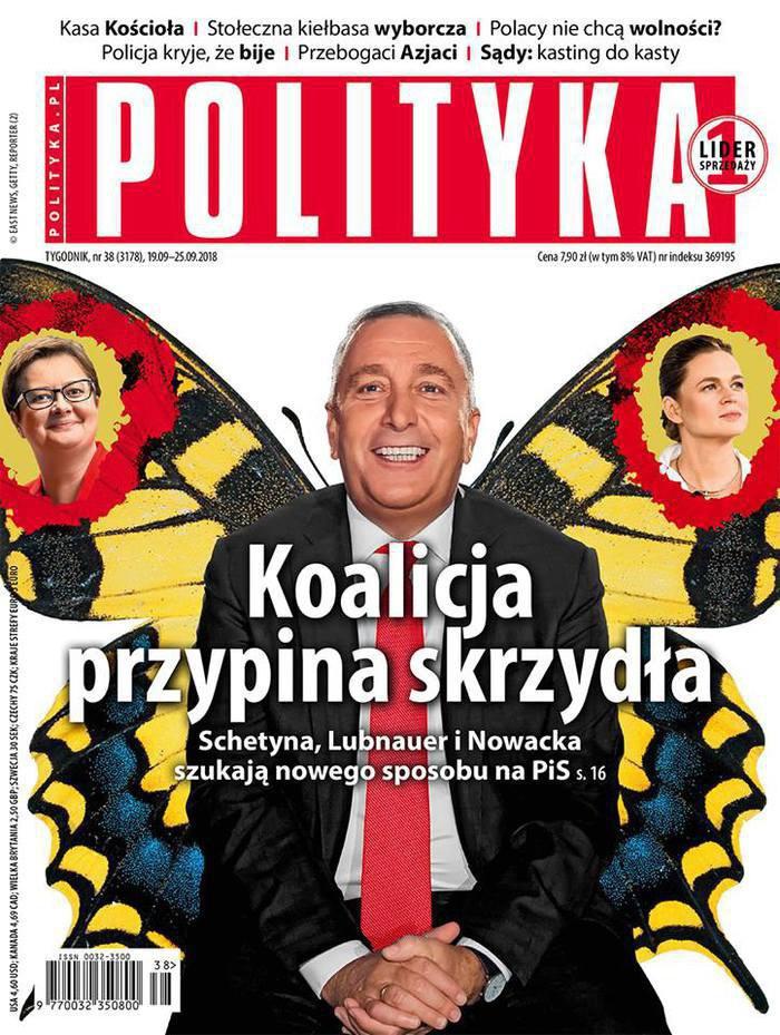 Polityka -                     38/2018