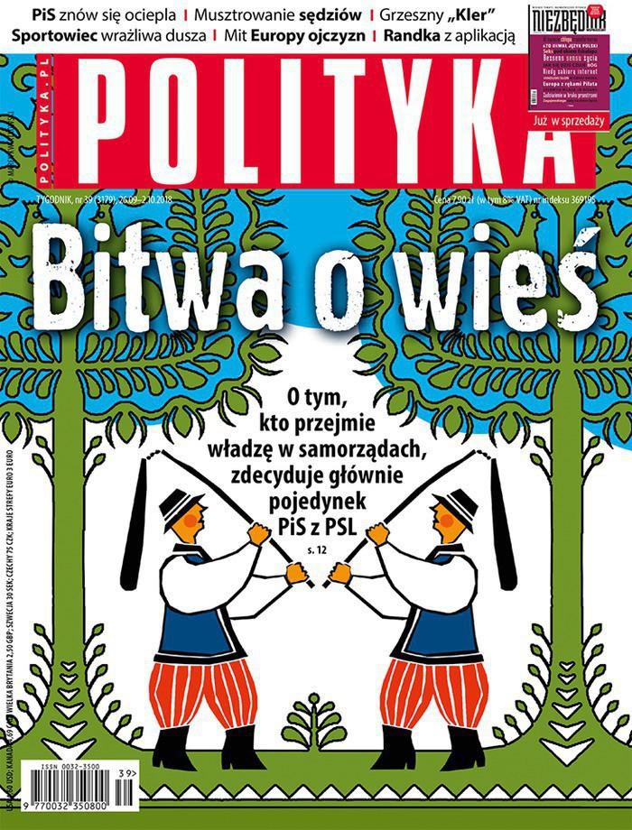 Polityka -                     39/2018