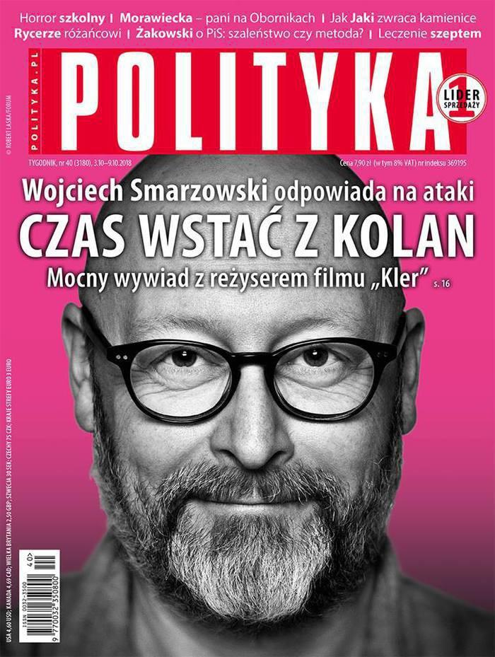 Polityka -                     40/2018