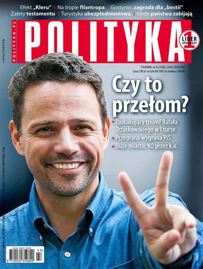 Polityka -                     43/2018