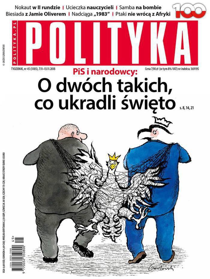 Polityka -                     45/2018